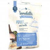 Sanabelle Adult mit Forelle