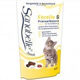 Sanabelle Snack Forelle und Preiselbeere 55g