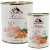 Tackenberg Dose Hühnchen mit Reis und Karotten