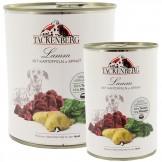 Tackenberg Dose Lamm mit Kartoffeln und Spinat