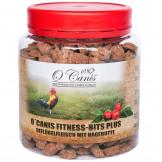Ocanis Fitness-Bits Plus Geflügel mit Hagebutte 300g
