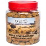 Ocanis Fitness-Bits Plus Strauß mit Vanille 300g