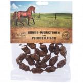 Ocanis Premium Hunde-Würstchen aus Pferdefleisch 100g