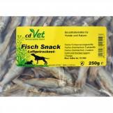 cdVet Fisch Snack 250g