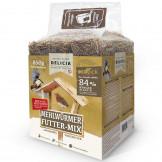 Delicia Mehlwürmer Futter-Mix Frischepack 850g