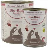 Herrmanns Hundefutter Bio-Rind