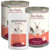Herrmanns Selection Erwachsen Bio Huhn