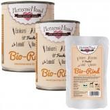 HerzensHund Bio-Rind mit Bio-Gemüse