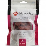 Perrito Duck Breast Chips 100g