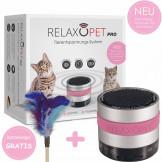 RelaxoPet PRO Tierentspannungs-Trainer für Katzen