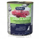Dr. Clauders Selected Meat Joint+Active Lamm+Apfel 800g