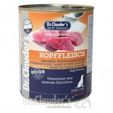 Dr. Clauders Selected Meat Prebiotics Kopffleisch 800g