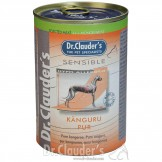 Dr. Clauders Selected Meat Sensible Känguru pur 400g