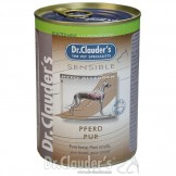 Dr. Clauders Selected Meat Sensible Pferd pur 400g