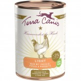 Terra Canis LIGHT Menü Huhn