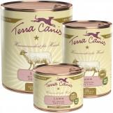 Terra Canis Lamm Menü mit Zucchini