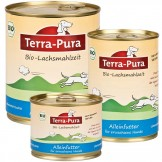 Terra Pura Bio-Lachsmahlzeit