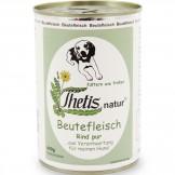 Thetis Natur Beutefleisch Rind pur Dose 400g