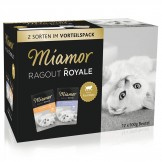 Miamor Ragout Royale Kitten Jelly 12x100g Vorteilspack