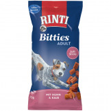 Rinti Snack Bitties Adult Huhn + Kalb 75g