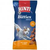 Rinti Snack Bitties Adult Huhn + Käse 75g