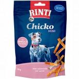 Rinti Snack Chicko MINI Huhn-Häppchen mit Lachs 80g
