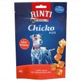 Rinti Snack Chicko PLUS Käsewürfel 80g