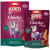 Rinti Snack Chicko Plus Huhn mit Knoblauch-Ecken