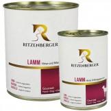 Ritzenberger Lamm, Hirse u. Mangogemüse