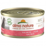 Almo Nature HFC Jelly Lachs 70g