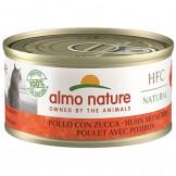 Almo Nature HFC Natural Huhn und Kürbis 70g