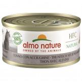 Almo Nature HFC Natural Thunfisch mit Jungsardellen 70g