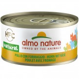 Almo Nature Huhn und Käse 70g