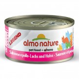 Almo Nature Lachs und Huhn 70g