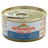 Almo Nature SENIOR Huhn 70g