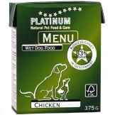 Platinum Menu Chicken 375g