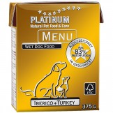 Platinum Menu Iberico+Turkey 375g