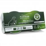 Platinum Menu Mini Chicken 4x100g