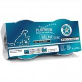 Platinum Menu Mini Fish+Chicken 4x100g