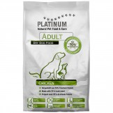 Platinum Natural Food Adult Chicken