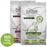 Platinum Natural Food DUO 2x5 kg