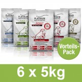 Platinum Vorteilspack 30 kg (6x5kg)
