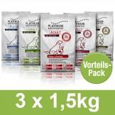 Platinum Vorteilspack 4,5 kg (3x1,5kg)