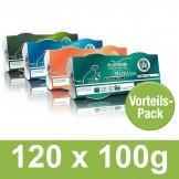 Platinum Vorteilspack Menu Mini 10 Karton (120x100g)