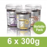 Platinum Vorteilspack Snacks 6 Dosen (6x300g)