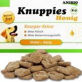 Anibio Knuppies Honig 160g