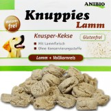 Anibio Knuppies Lamm 150g
