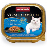 Animonda Cat v. Fein. Adult Lachs in Kräutersauce 100g