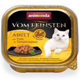 Animonda Cat v. Fein. Adult Pute in Tomatensauce 100g