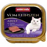 Animonda Cat v. Feinsten Adult Huhn Meeresfrüchte 100g